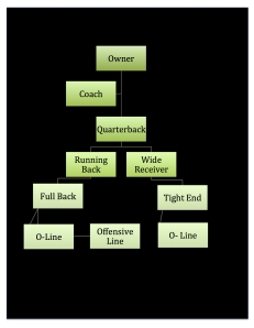 Football Team Structure
