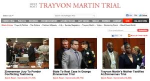 Trayvon Martin Trial
