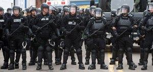 police-militarization
