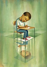 Illustration by Chris Buzelli